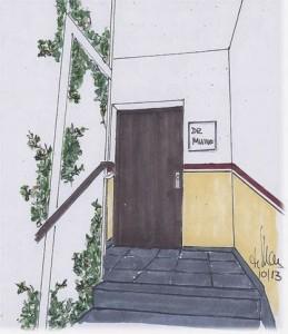 Auswertung Kania Treppenhaus 1