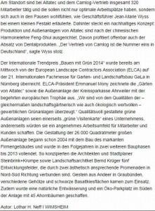 """Europa-Preis f2ür """"Gärten von Altatec"""" - Aktuelle Nachrichten, Themen, Bilder un_2014-09-22_07-23-01"""