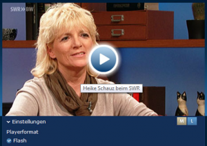 Feng Shui Beraterin Heike Schauz zu Gast beim SWR - Internet Explorer, enhanced _2015-02-12_13-45-46