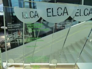 ELCA-Trendpreis 2014 Altatec - Feng  Shui