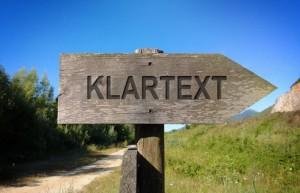 KLARTEXT
