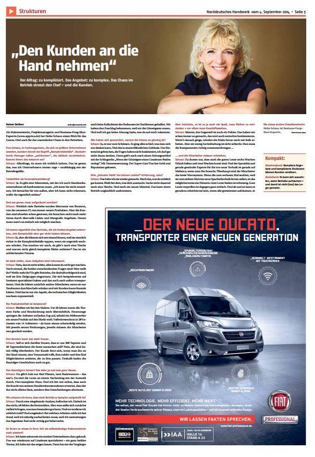 Norddeutsches Handwerk Heike Schauz