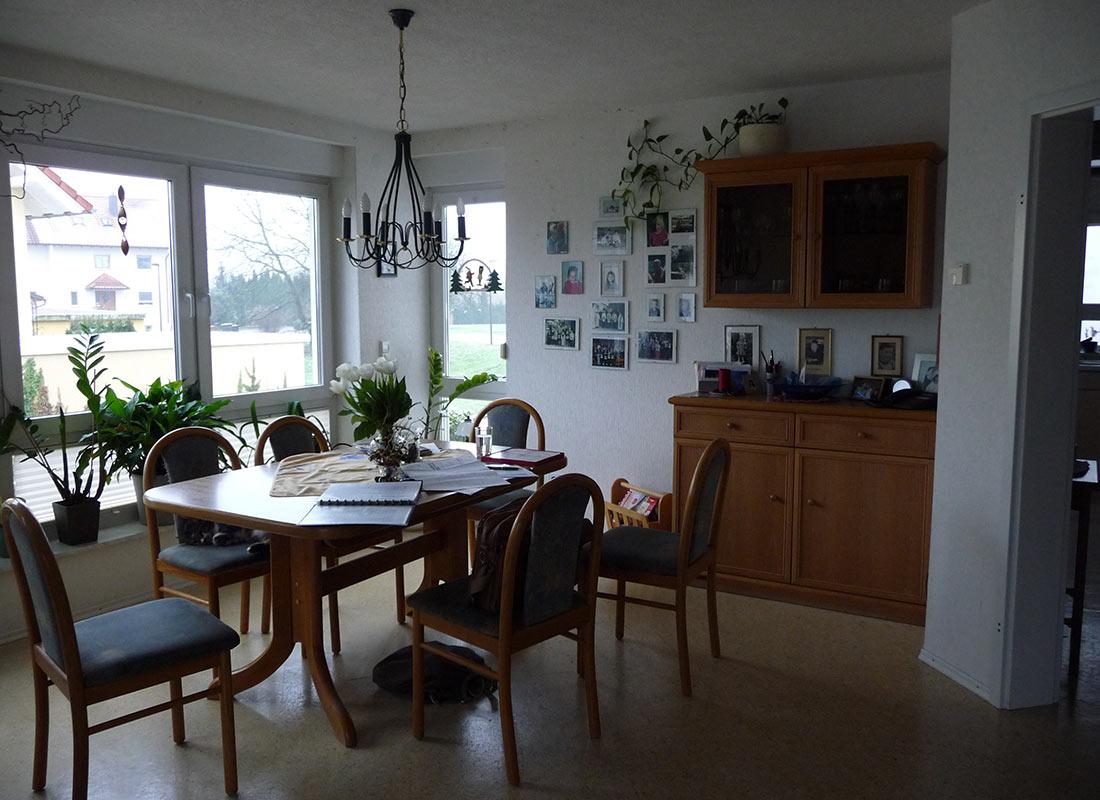 umgestaltung wohn esszimmer apprico heike schauz consulting business feng shui. Black Bedroom Furniture Sets. Home Design Ideas