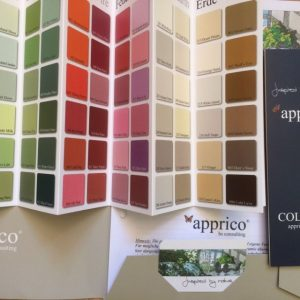 apprico Auswertung mit apprioco colours