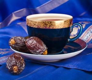 apprico Kafffee und Dattel